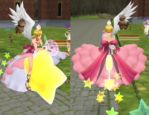 moe 歌姫アーサー なりきりドレス
