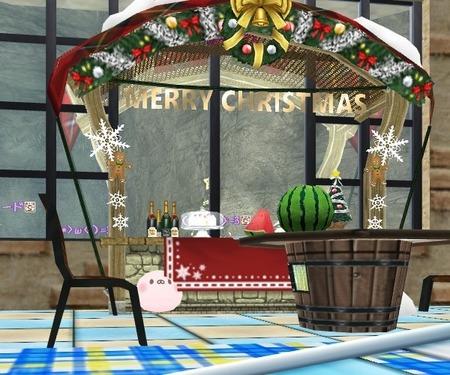 moe クリスマス ショップ