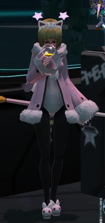 pso2 ウサリア・レプカ桜